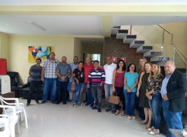 João Daniel se reúne com servidores do INSS para debater a MP 871