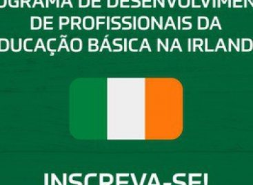 Abertas inscrições para intercâmbio de gestores escolares na Irlanda