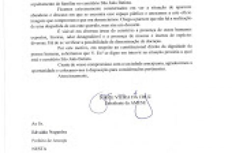 Amese oficia Edvaldo Nogueira e MP solicitando melhorias no cemitério São João Batista