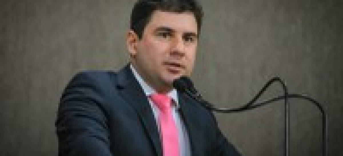 Verba de R$ 3 milhões para festejos juninos anima vereador Armando Batalha Junior