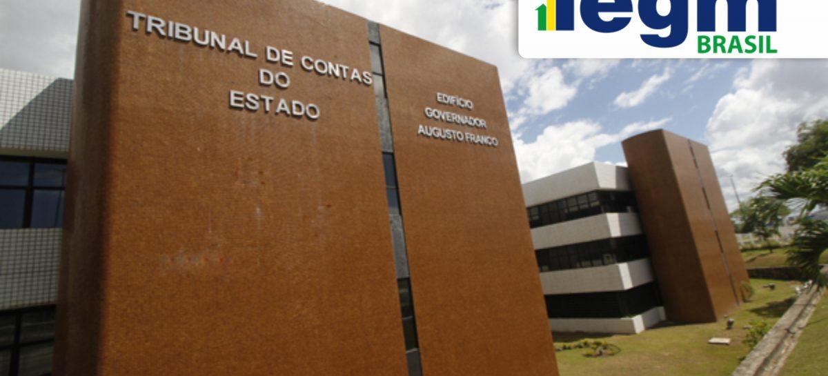 TCE obtém respostas dos 75 municípios sergipanos em questionário do IEGM