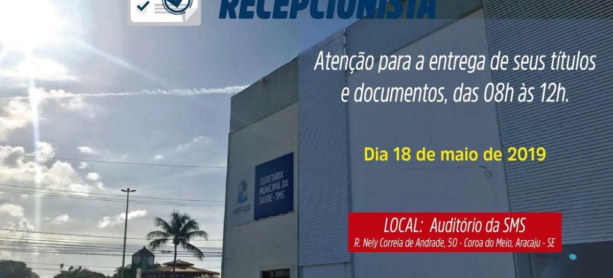 PSS: convocados devem ficar atentos à data e horário para a entrega de documentos