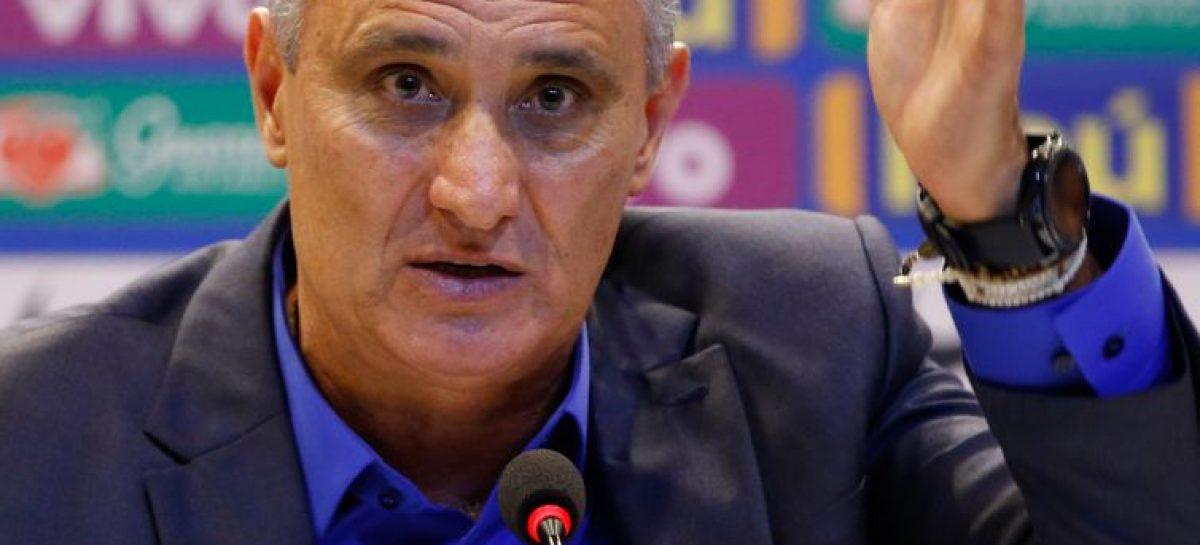 Tite convoca seleção brasiliera de futebol para a Copa América