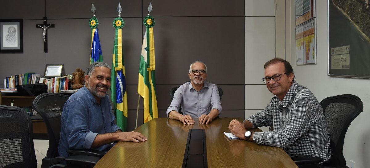 Edvaldo mantém Luís Fernando Almeida como secretário da Defesa Social