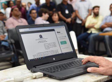Com a plataforma Ajuinteligente, PMA possibilita acesso mais prático a serviços
