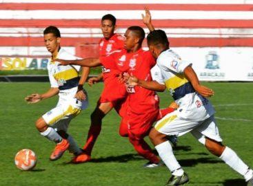 Confiança, Lagarto, Sergipe e Olímpico classificados para as semifinais do Sergipão