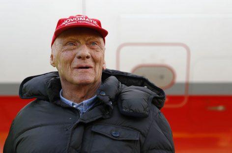 Morre aos 70 anos de idade, o tricampeão de F1 Niki Lauda