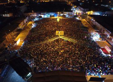 Festa das Barracas traz Gabriel Diniz e Luanzinho Moraes à Nossa Senhora Aparecida