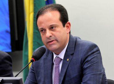 André Moura assume Representação do RJ em Brasília