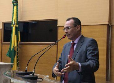 """Zezinho Sobral: """"declaro lealdade e compromisso com a UFS"""""""
