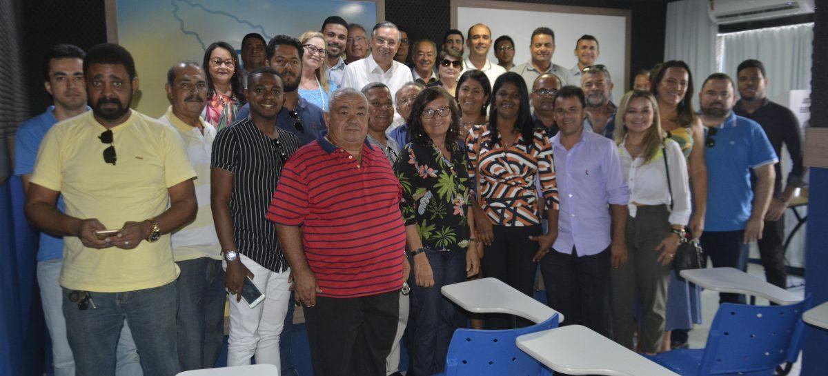 Eduardo Amorim segue presidindo o PSDB no estado Sergipe