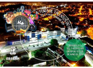 Hospital Universitário abre inscrições para a IV Feira de Talentos