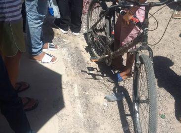 Criança morre após ser atropelada por caçamba em Socorro