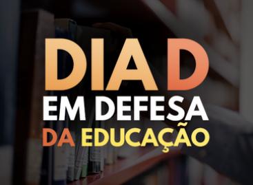 MPF em Sergipe participa do Dia D em Defesa da Educação