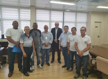 Associações militares unidas participam de reuniões no TCE e PGE