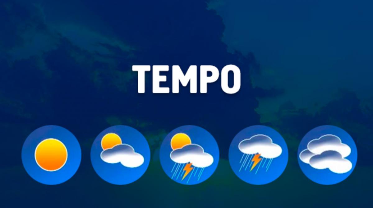 Região Nordeste tem sol intenso e chuvas nesta segunda-feira (20)