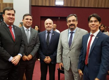Felizola participa do Encontro Estadual do Ministério Público