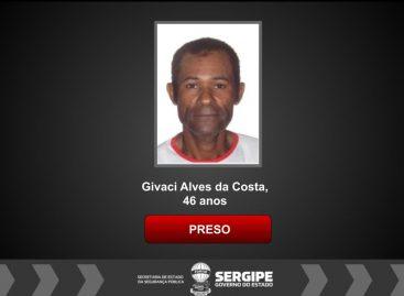 Policiais civis de Sergipe prendem dois homicidas em Minas Gerais