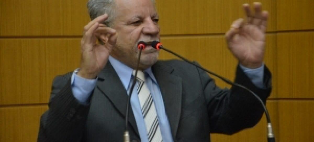 Gualberto diz que Governo Federal vê fantasma