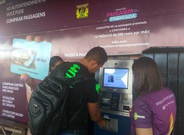 Aracajucard inaugura um ATM no Terminal Leonel Brizola em Aracaju