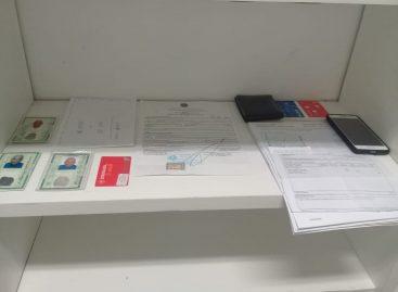 Polícia Civil prende suspeito de usar documentos falsos para empréstimos na capital