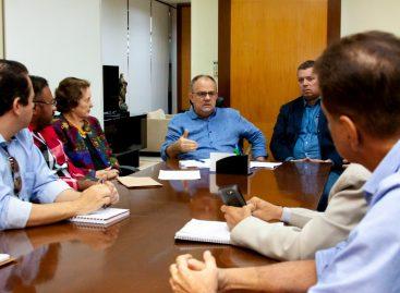 Governo e Sindicato dos Trabalhadores em Táxis dialogam sobre melhorias para categoria