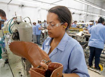Fábrica de calçados pretende expandir produção em Sergipe