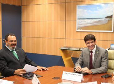 Valdevan Noventa viabiliza recursos para os festejos juninos de Sergipe