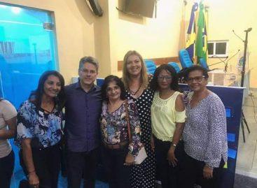 """Senador Alessandro Vieira realiza em Estância o encontro """"Sua Voz no Senado"""""""