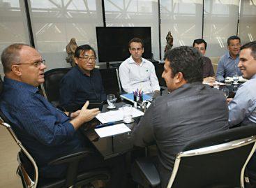 Governo dialoga com Fórum Empresarial sobre desenvolvimento de Sergipe