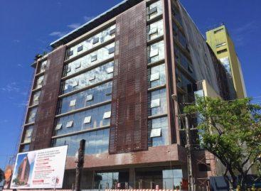Obra de reforma do prédio a Alese teve aditivos de quase R$ 3 milhões