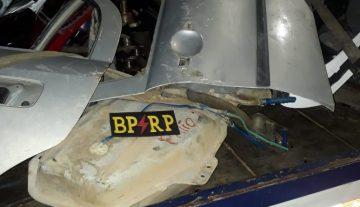 Policiais do BPRP apreendem drogas, prendem traficantes e recuperam veículos