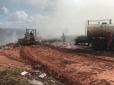 Prefeitura de Lagarto controla queimada e estuda acabar lixão e criar aterro