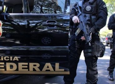 Polícia Federal prende em flagrante motorista de caminhão transportando drogas