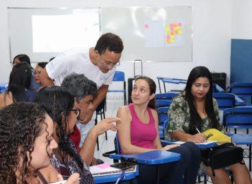 36 escolas recebem formação sobre uso de novas tecnologias em sala de aula