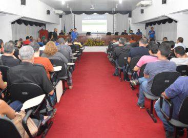 Policiais civis decidem em assembléia parar os plantões extraordinários nas delegacias