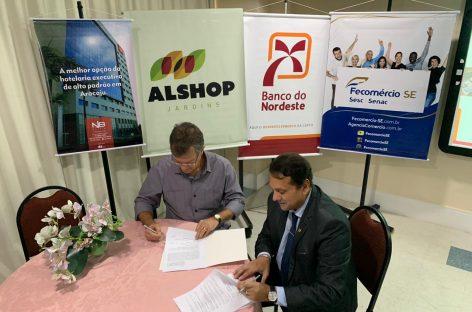Fecomércio e BNB firmam cooperação para facilitar financiamentos para empresas