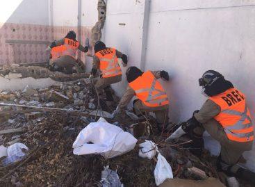 Corpo de Bombeiros alerta a população em casos de inundações e desabamento