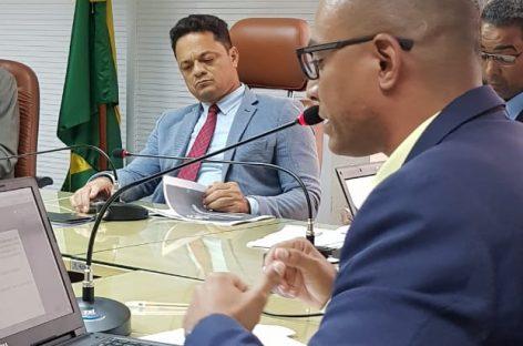 Capitão Samuel convoca sessão extraordinária para discutir segurança pública