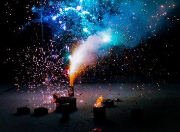 Secretaria de Estado da Saúde orienta sobre cuidados na compra de fogos de artifício