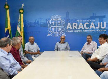 Prefeito apresenta plano de investimentos de Aracaju para sindicato da construção civil