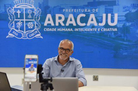 Edvaldo Nogueira anuncia que realizará Réveillon
