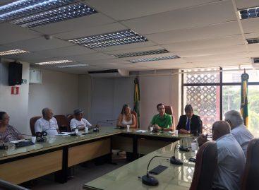 Reunião na Alese debate situação dos idosos em Sergipe