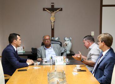 Presidente da FAMES busca TJ para discutir precatórios municipais