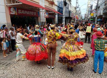 São João no Centro de Aracaju terá dez dias de forró e quadrilhas juninas