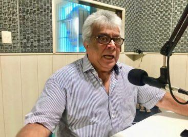 """Almeida diz que é candidato a prefeito e que deixou o MDB que tem """"dois governos"""""""