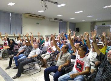 Assembleia confirma greve do Fisco para os primeiros cinco dias do mês de julho