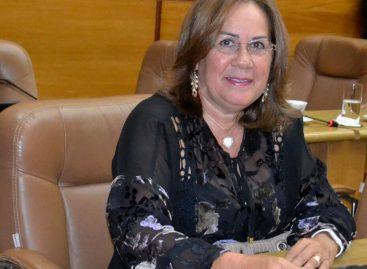 Deputada Goretti Reis condenada em primeira instância por improbidade administrativa