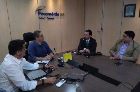 Especialista em Direito Bancário firma parceria com a Fecomércio