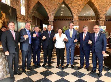 Governadores do Nordeste defendem unidade entre Estados e União em reformas